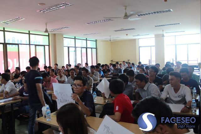 Linh Nguyễn chuyên gia đào tạo SEO tại quận 5